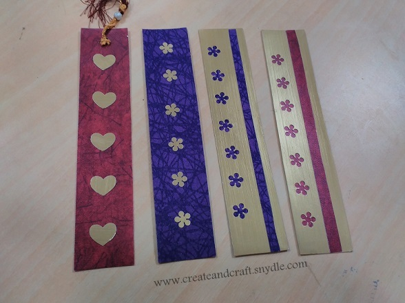 Final bookmarks